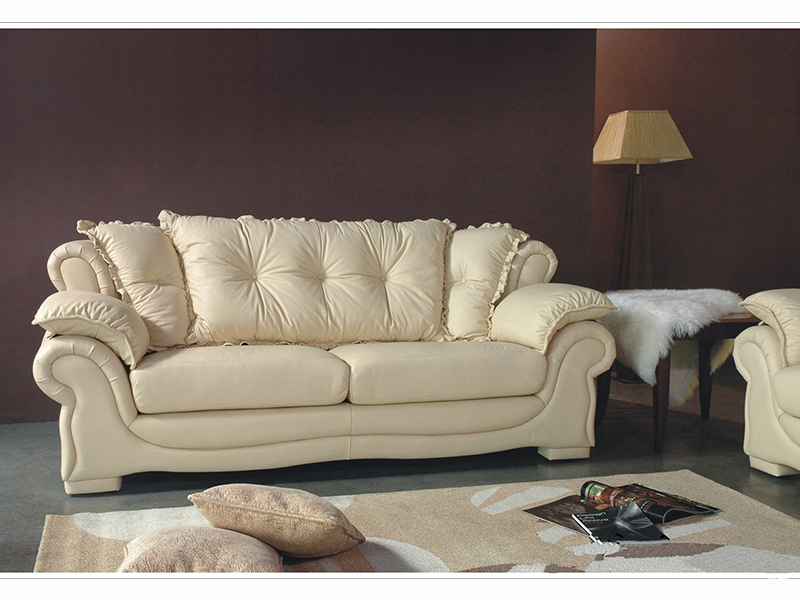 edle salottini sofagarnitur 3 2 1 hampton leder. Black Bedroom Furniture Sets. Home Design Ideas